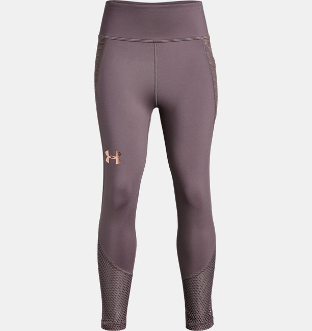 Girls UA Infinity Ankle Crop