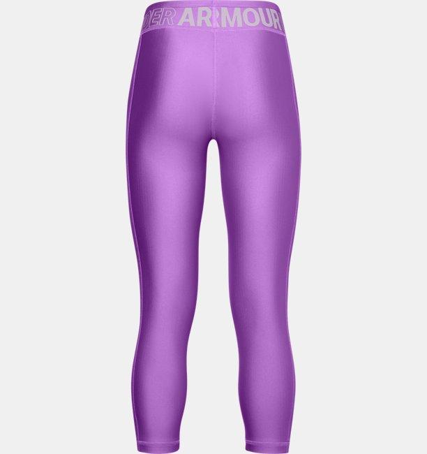 Mädchen HeatGear® Armour Knöchellange Hose