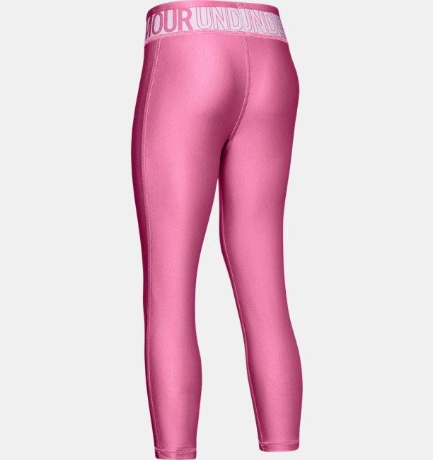 Girls HeatGear® Armour Ankle Crop