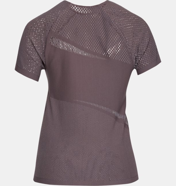Womens UA Warrior Knit Short Sleeve