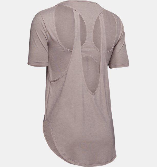 Womens UA Perpetual Short Sleeve