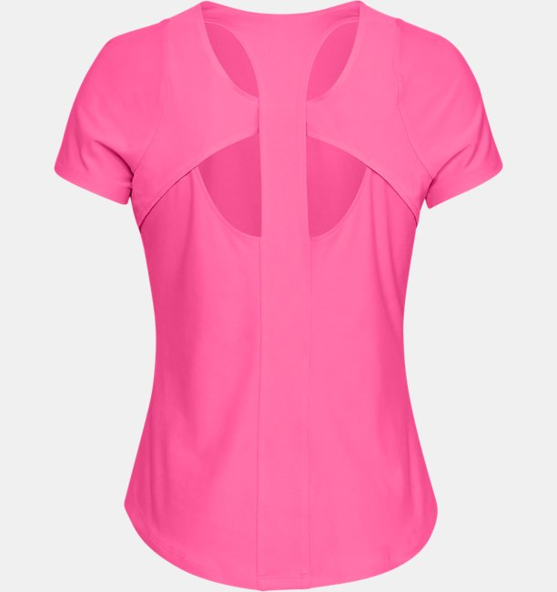 Womens UA Vanish Short Sleeve