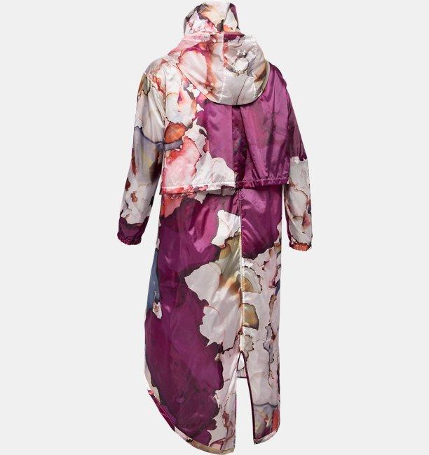 Womens UA Floral Jacket