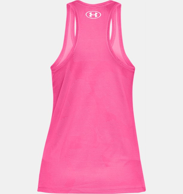 Womens UA Tech™ Patch Mesh Tank