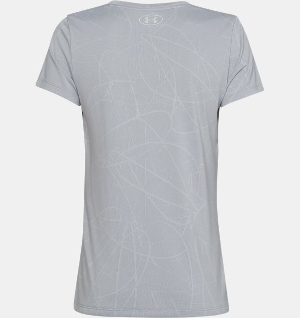 Womens UA Tech™ Defense Jacquard Short Sleeve