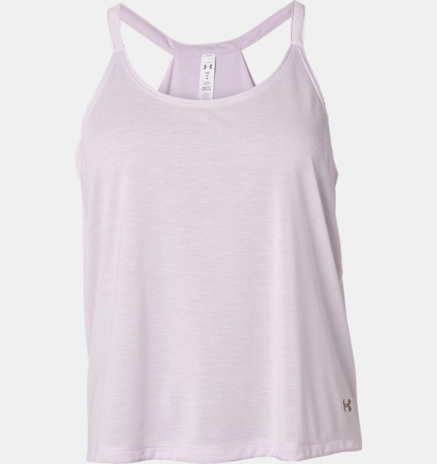 Womens UA Whisperlight Tank Foldover