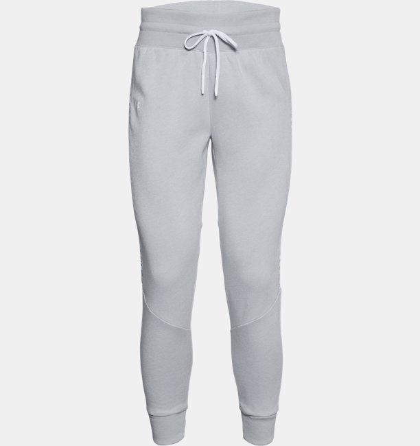 Pantalones UA Taped Fleece para Mujer