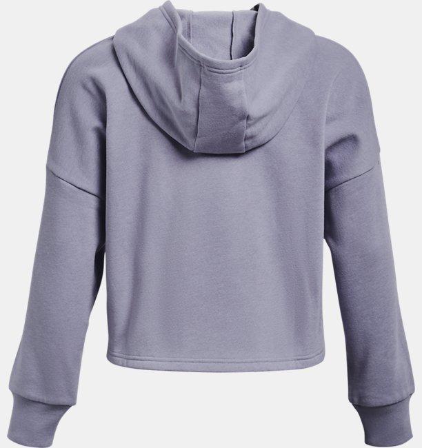 Sudadera UA Taped Fleece para Mujer
