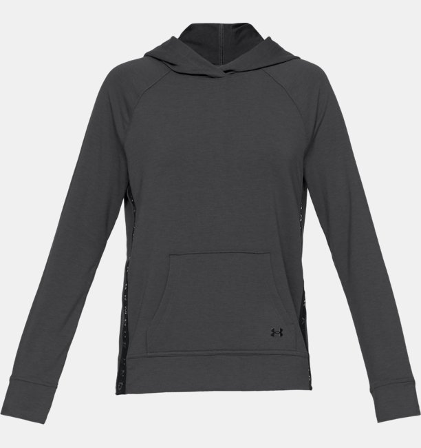 Womens UA Featherweight Fleece Hoodie