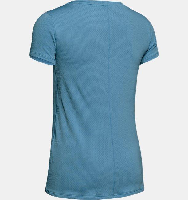 Womens HeatGear® Armour Short Sleeve