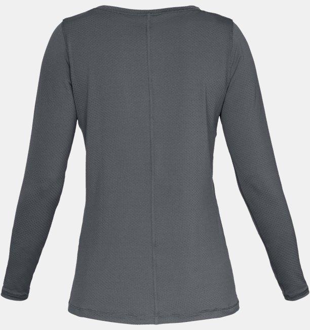 Womens HeatGear® Armour Long Sleeve