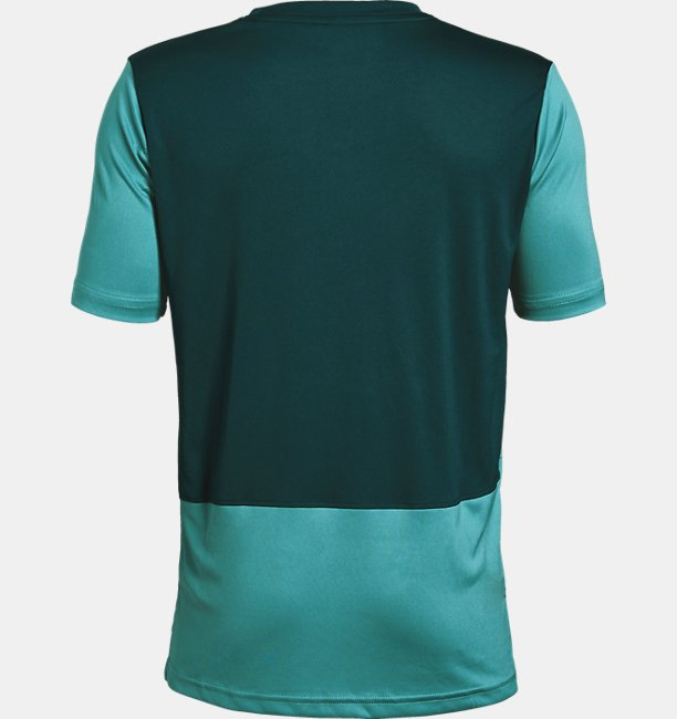 Boys UA Sun Armour Short Sleeve