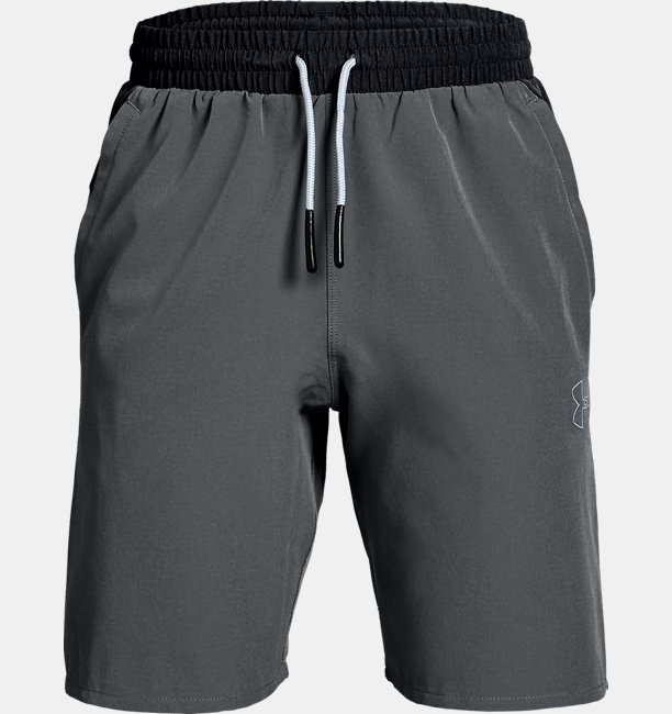 Pantalón corto UA BTH Splash para niño
