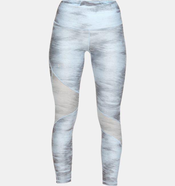 Womens HeatGear® Armour Ankle Crop Print