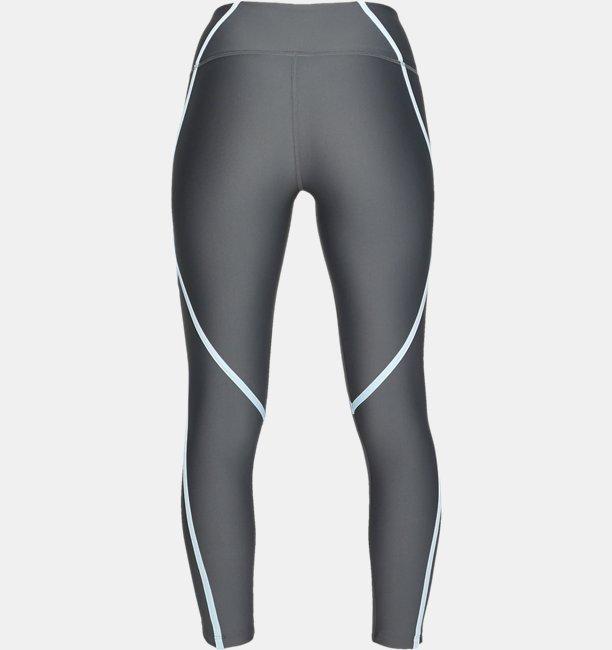 Womens HeatGear® Armour Ankle Crop Edgelit
