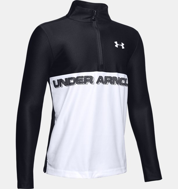 Boys UA Tech™ ½ Zip