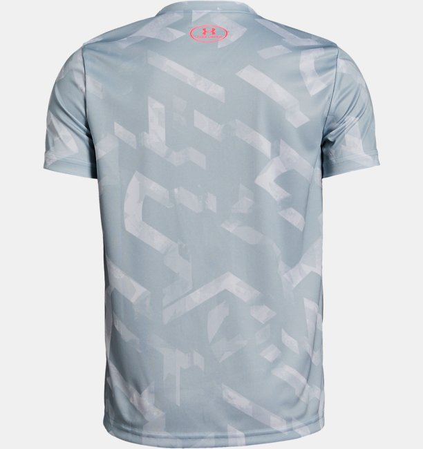 Boys UA Tech™ Branded Short Sleeve T-Shirt