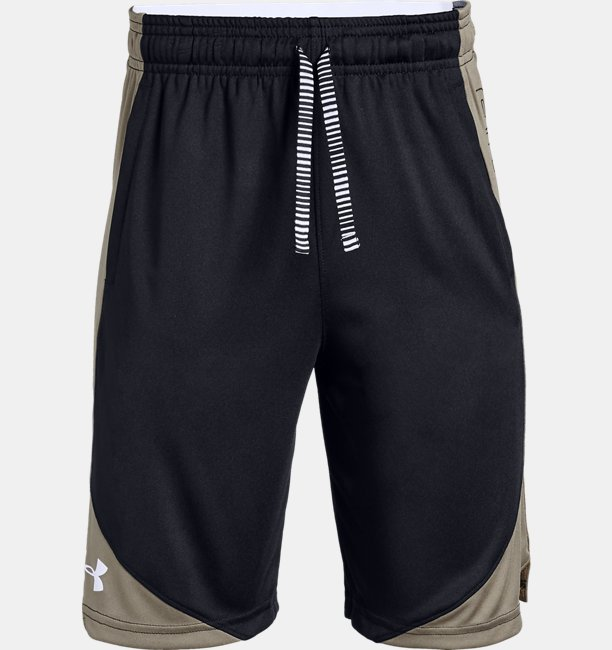 Boys UA Stunt 2.0 Shorts