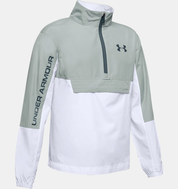 Boys UA Woven Anorak Jacket