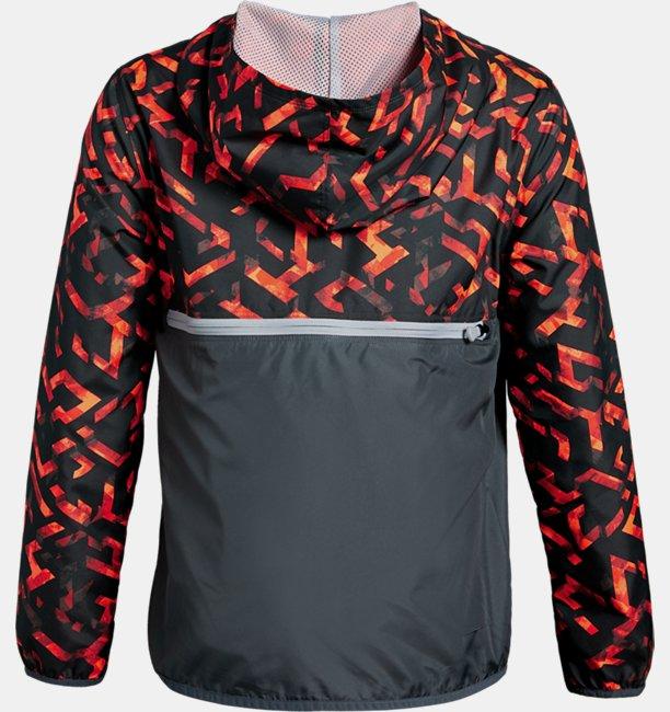 Boys UA Sackpack ½ Zip Jacket