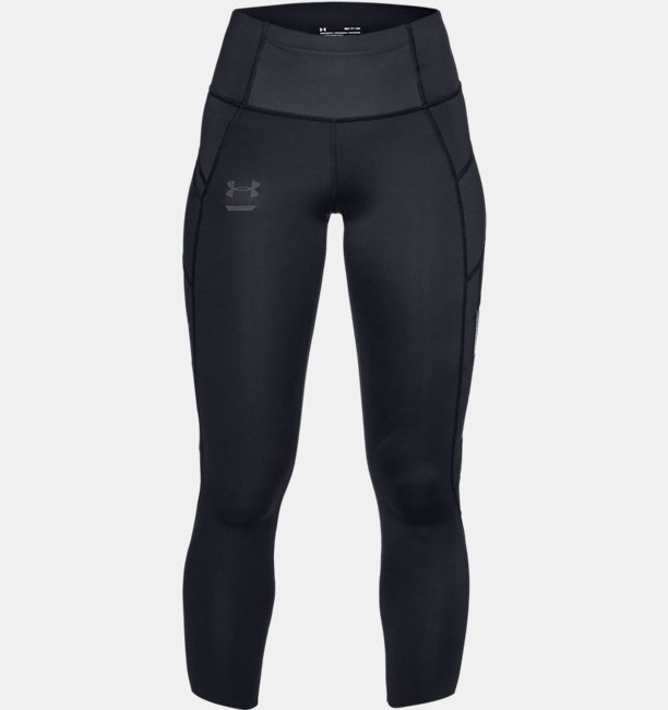Womens UA Perpetual Speedpocket Crop