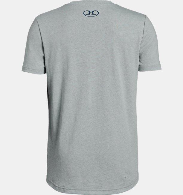 UAボックスロゴ ショートスリーブ(トレーニング/Tシャツ/BOYS)