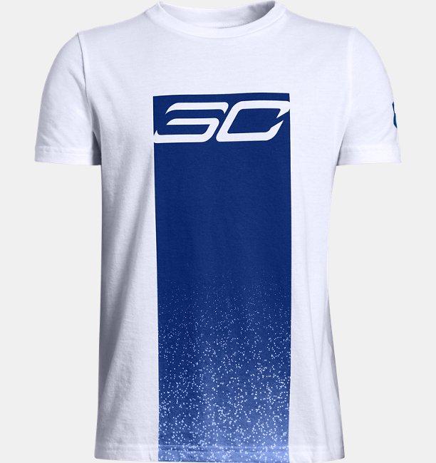 Boys SC30 Gradient Short Sleeve