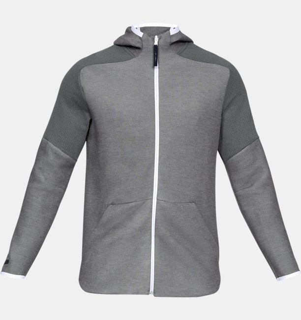 Mens UA Move Light Full Zip Hoodie