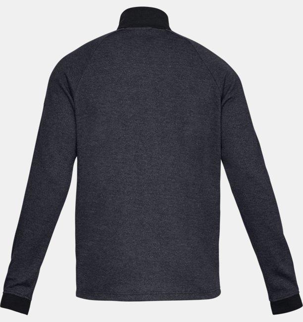 Sudadera con media cremallera UA Unstoppable Double Knit para hombre