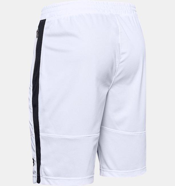 Mens UA Sportstyle Pique Shorts