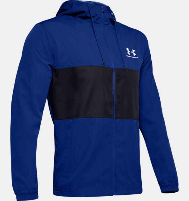 UAスポーツスタイル ウィンドジャケット(トレーニング/ジャケット/MEN)