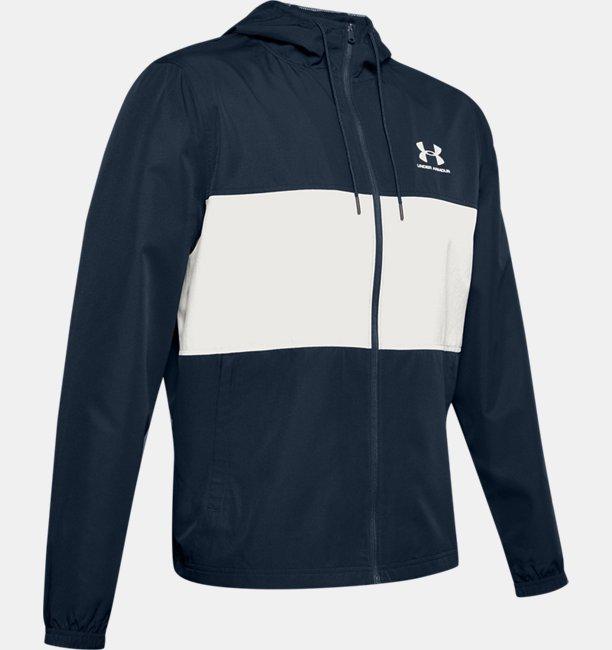 Mens UA Sportstyle Wind Jacket