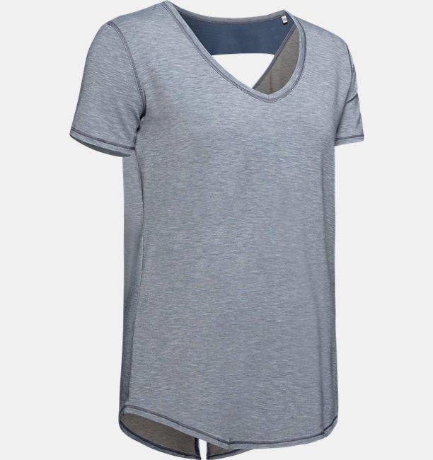 Womens UA RECOVER™ Sleepwear Short Sleeve Shirt