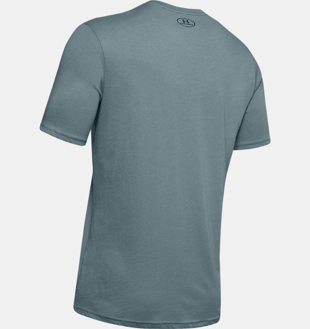 Mens UA Boxed Sportstyle Short Sleeve T-Shirt
