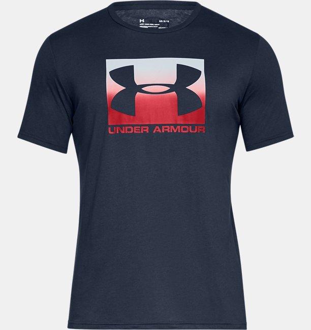 UAボックス スポーツスタイル ショートスリーブ(トレーニング/MEN)