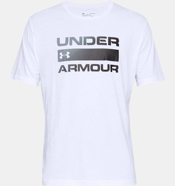 Erkek UA Team Issue Wordmark Kısa Kollu