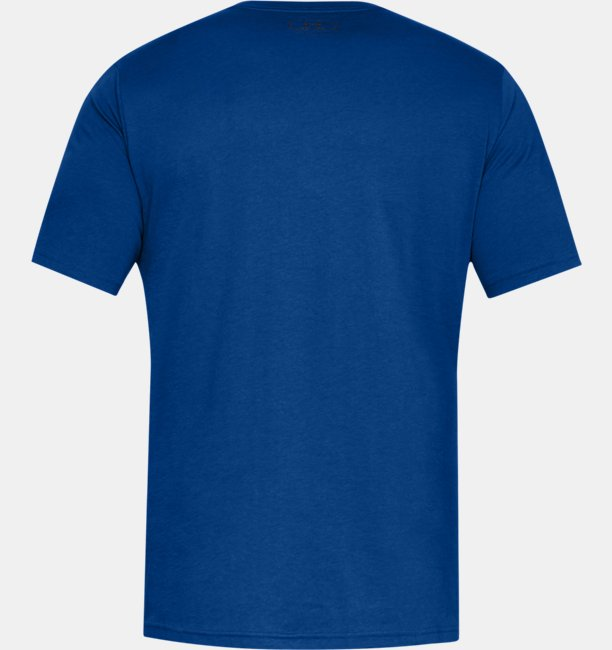 Mens UA Team Issue Wordmark Short Sleeve