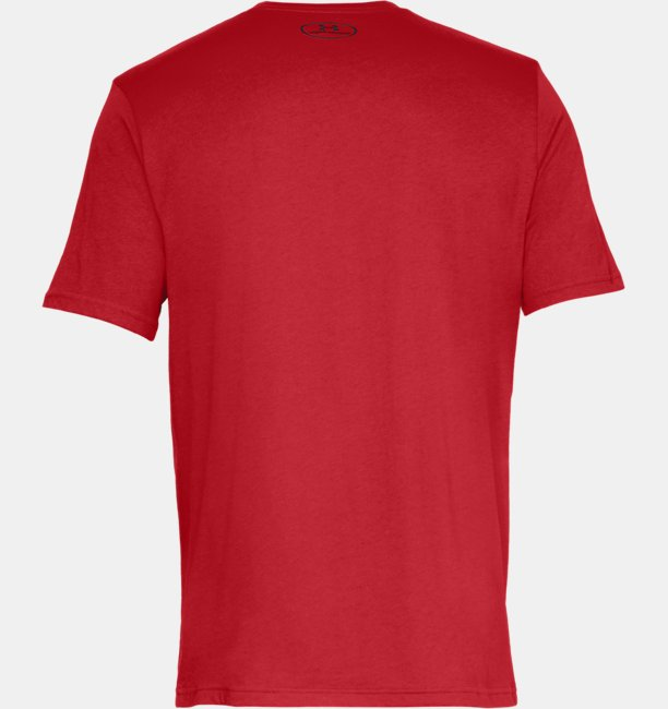 Mens UA Big Logo Short Sleeve T-Shirt