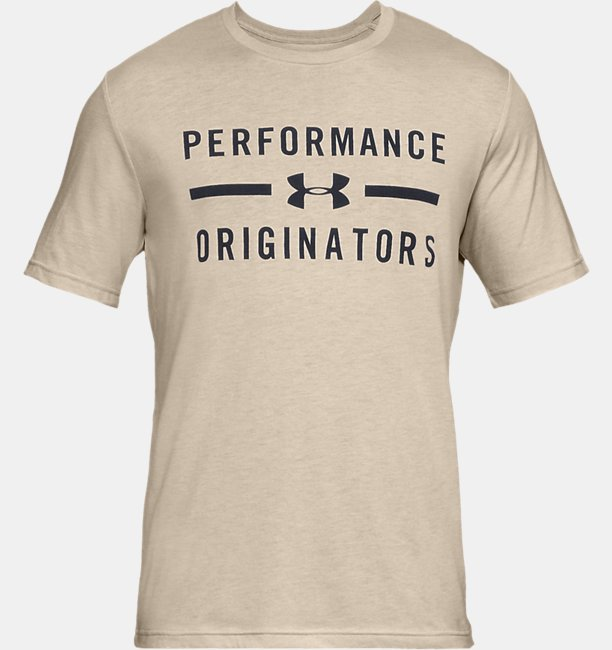 Mens UA Performance Originators Short Sleeve