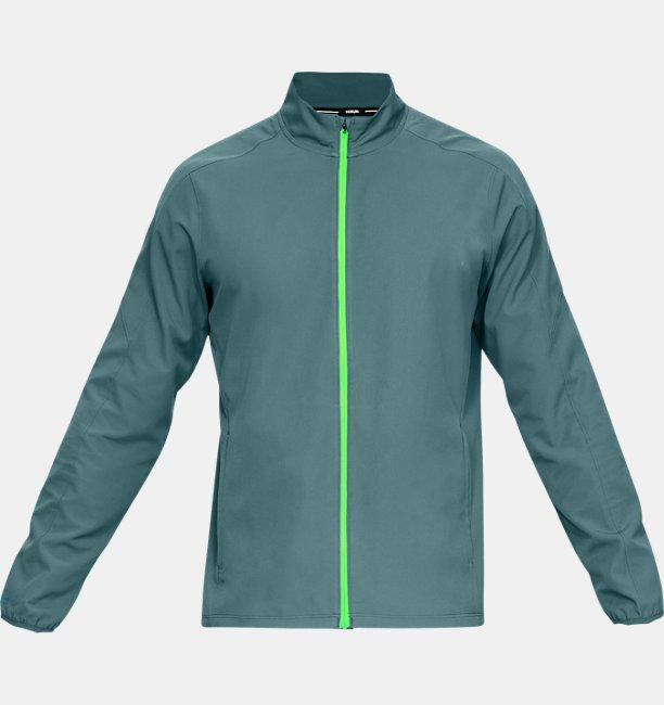 Mens UA Storm Launch Branded Jacket