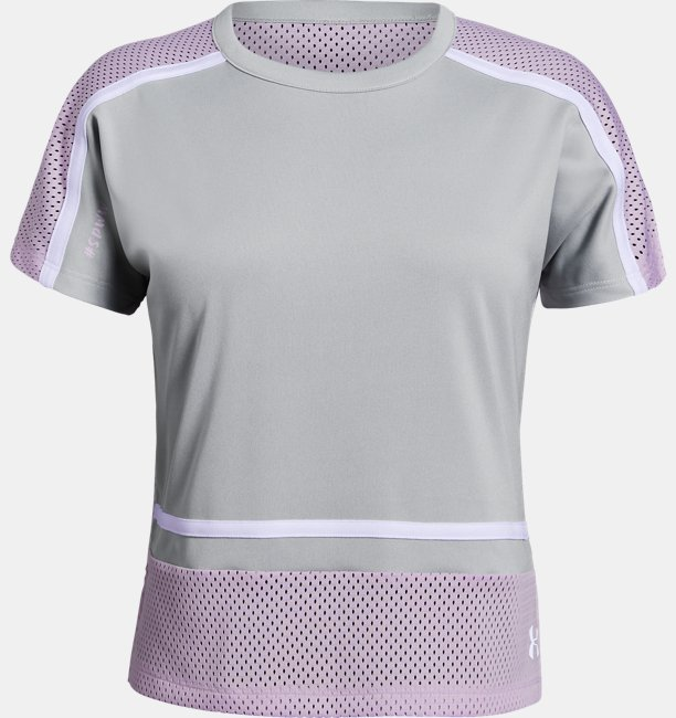 Girls UA SPWW Highlight Short Sleeve T-Shirt