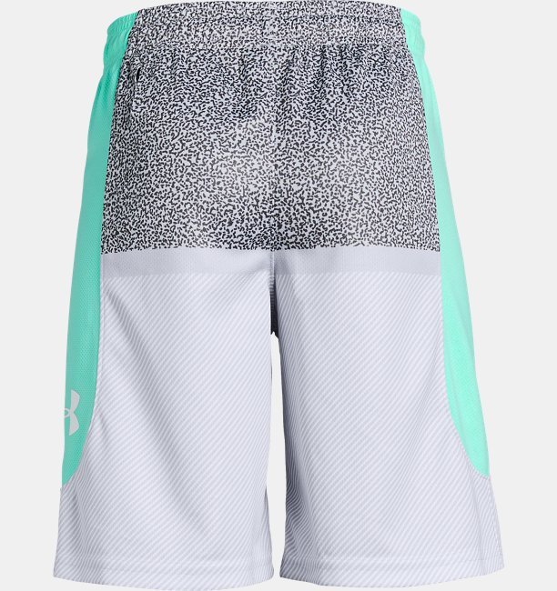 Boys UA Baseline Shorts