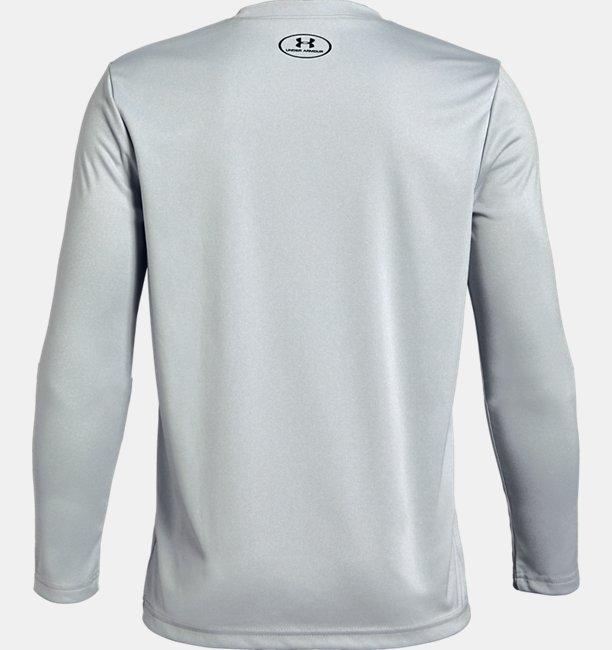 Boys UA Branded Long Sleeve