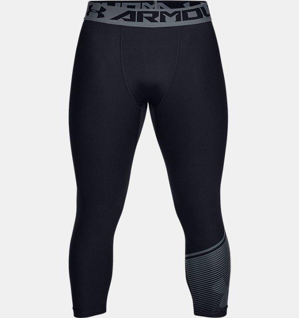 Mens HeatGear® Armour ¾ Leggings