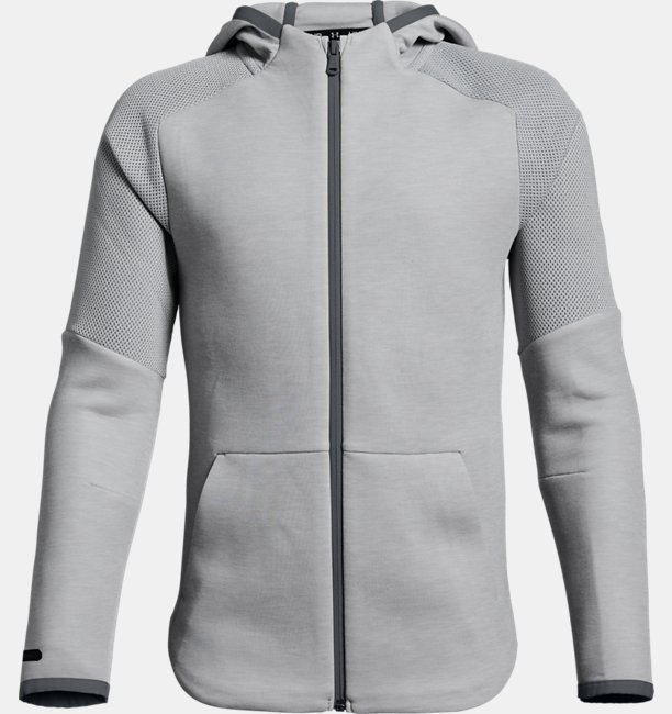 Boys UA Move Light Full Zip
