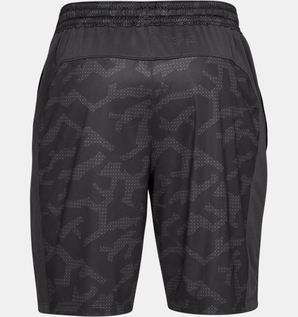 Mens UA MK-1 Shorts Printed