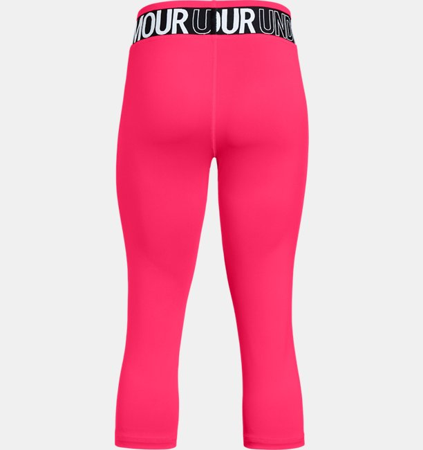 Girls HeatGear® Armour Capri