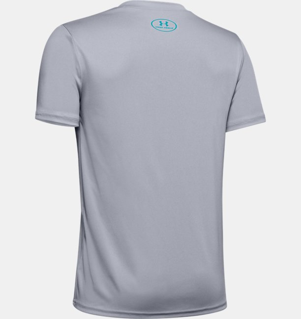 Boys UA Tech™ Big Logo Solid T-Shirt