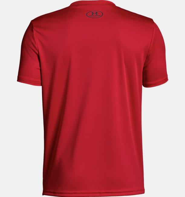 Boys UA Tech™ Big Logo Solid T-Shirt