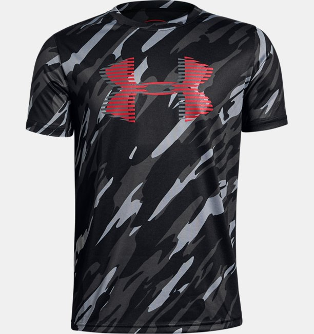 Boys UA Tech™ Big Logo Printed T-Shirt